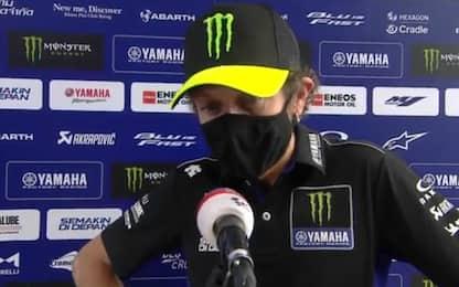 """Rossi: """"2022? Decideremo nel 2021 dopo 10 gare"""""""