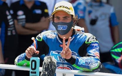 Moto3, vince Suzuki. Moto2, tripletta italiana