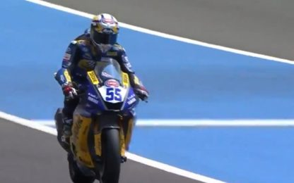 Supersport, Locatelli vince gara-1 in Spagna
