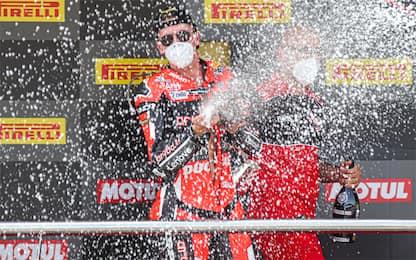 Jerez, Redding su Ducati domina anche Gara 2