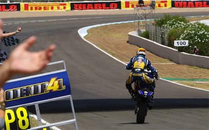 Locatelli fa sua anche gara-2 a Jerez