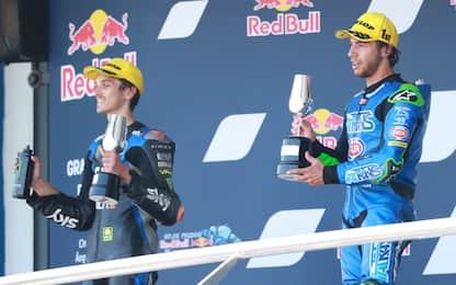 Moto2: Marini e Bastianini, assalto al vertice