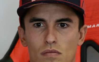 "Marquez pensa a 3° intervento: ""Strane sensazioni"""