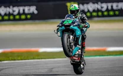 """Morbidelli: """"Mai sentito così bene in MotoGP"""""""