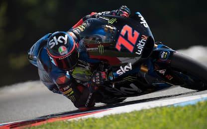 Moto2, Martin penalizzato: 1^ gioia per Bezzecchi