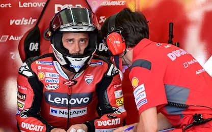 """GP d'Austria, Dovizioso: """"Ritrovare il feeling"""""""