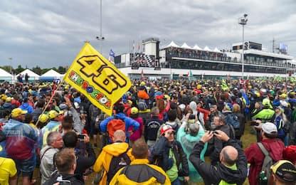 MotoGP a Misano, via libera al pubblico per i 2 GP