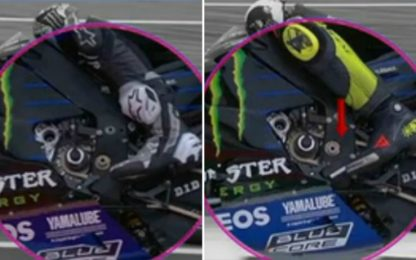 Sky Tech: Vinales-Rossi, pivot differente. VIDEO
