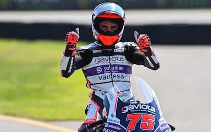 Moto3: Arenas vince e allunga in classifica