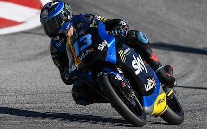 Libere Moto3: Vietti è il più veloce, 2° Arenas