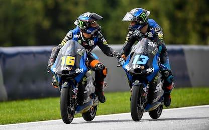 Moto3, prima vittoria di Vietti. 2° Arbolino