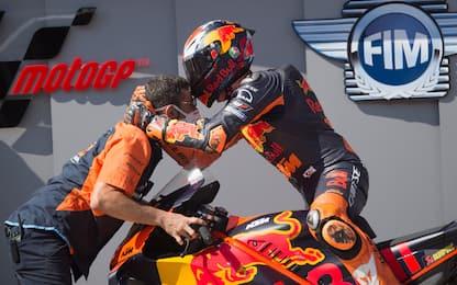 GP Stiria, gara della MotoGP alle 14 LIVE su Sky