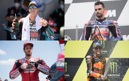 Mondiale sorprendente: 4 vincitori nei primi 5 GP