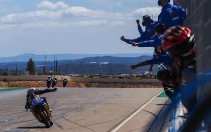 Supersport Aragon, bis di Locatelli