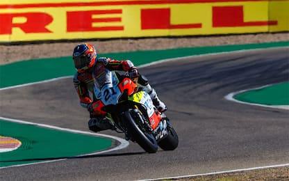 SBK Teruel: Rinaldi il più veloce nelle libere