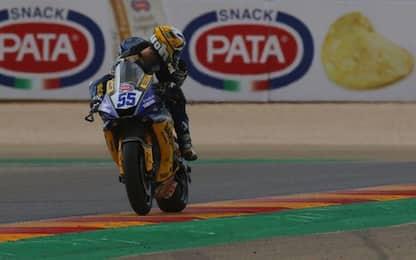 Supersport Teruel: Locatelli domina le libere