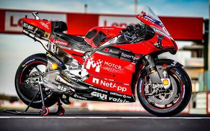 Ducati, livrea personalizzata per Misano. FOTO