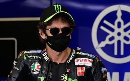 """Rossi: """"Ho trovato qualcosa di positivo nei test"""""""