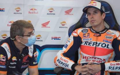 """Alex Marquez: """"Nemmeno Marc sa quando rientrerà"""""""