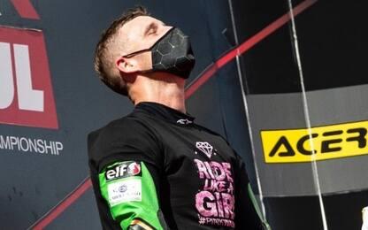 Superbike, Barcellona: Rea domina Gara 1