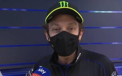 """Rossi: """"Errore mio, ho perso punti importanti"""""""