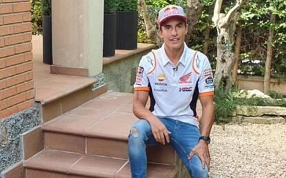 """Marquez: """"Torno, più prima che poi"""". VIDEO"""