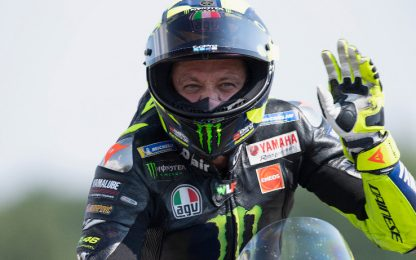 Nessuno come Rossi con la Yamaha: numeri e record