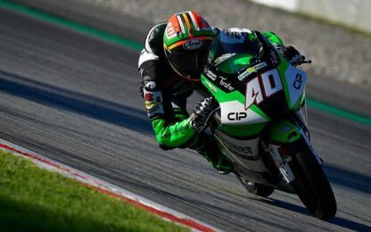 Moto3: 1° Binder, 2° Arbolino, 3° Foggia