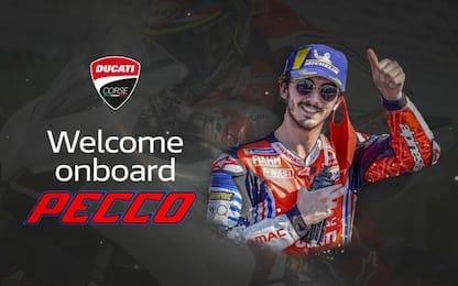 Ducati 2021, Bagnaia con Miller nel team ufficiale