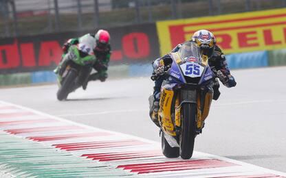 Supersport, vince Locatelli in Gara-1