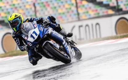 Supersport, Smith mago della pioggia nelle libere