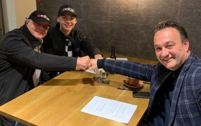 Moto2, Baltus firma con il team RW Racing
