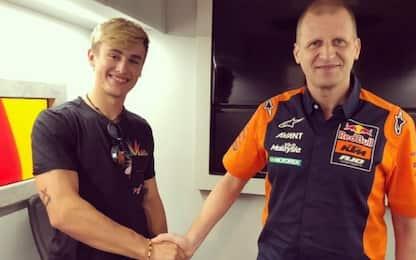 Masiá torna in KTM: nel 2021 con il team Ajo