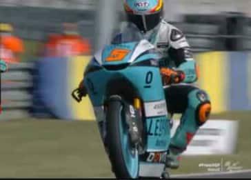 GP Teruel, Moto3: 1° Masia. Moto2 alle 14.30 LIVE