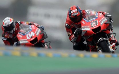 Riscatto Ducati: 1° Petrucci, 4° Dovi. HIGHLIGHTS