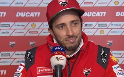 """Dovi: """"Non ho parlato con Petrucci dopo Aragon"""""""