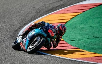 Aragon, gara di MotoGP alle 15: il programma