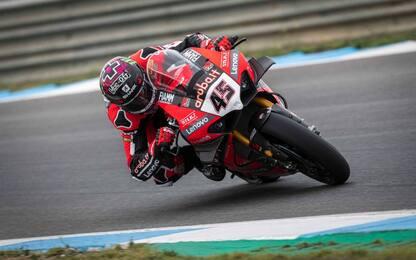 Superbike, test Estoril: Redding è il più veloce