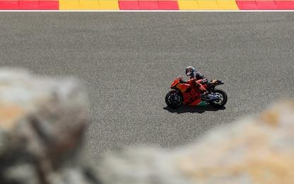 GP Teruel, le prove libere 1 della MotoGP LIVE