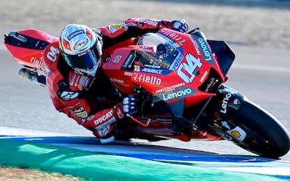 GP Teruel, le prove libere 2 della MotoGP LIVE