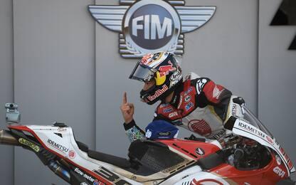 Il Giappone torna in pole: griglia del GP Teruel