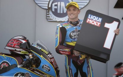 Moto2: 1° Lowes, 2° Di Giannantonio, 3° Bastianini