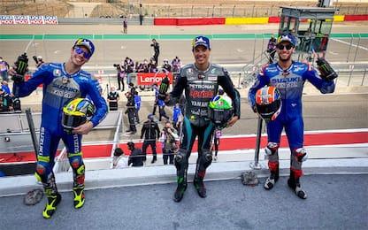 GP Teruel, trionfo di Morbidelli. Dovizioso 13°