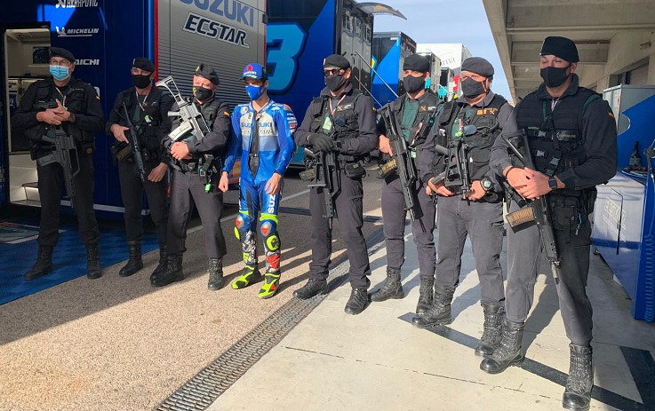 rins guardia civil