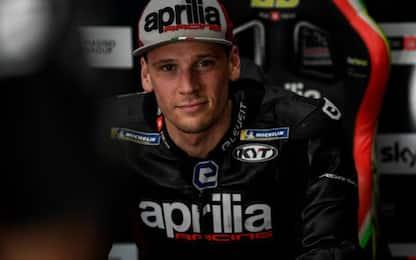Aprilia, Savadori sostituirà Smith negli ultimi GP