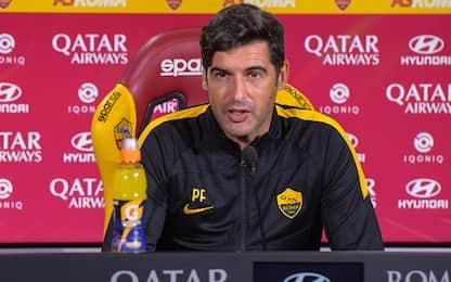 """Fonseca: """"Su Smalling deciderò domani, Perez è ok"""""""