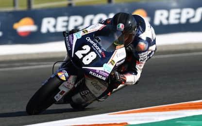 Cev Moto3, Guevara campione del Mondo Junior