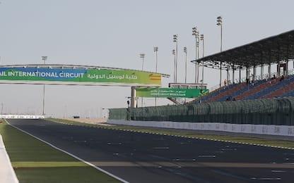 Test MotoGP, il programma: 2 sessioni in Qatar