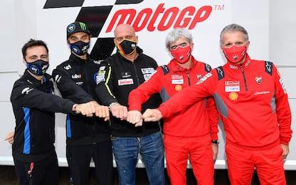 Marini in MotoGP nel 2021 con Ducati Esponsorama