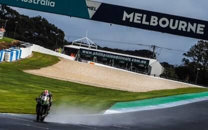 Superbike 2021, l'Australia scala a fine stagione